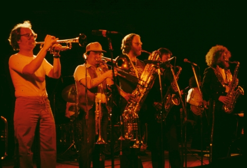 Mid 70's TOP Horn Section by Dowd Chelucci